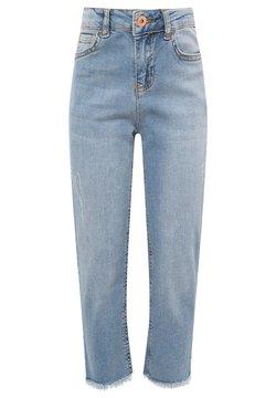 DeFacto - Straight leg jeans - blue