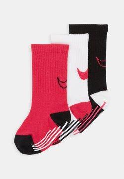 Nike Sportswear - TRACK GRIPPER 3 PACK - Sokken - rush pink