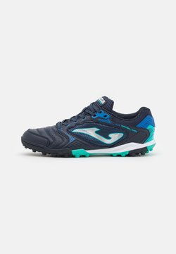 Joma - DRIBLING - Astro turf trainers - dark blue/turquoise