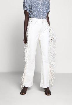 Polo Ralph Lauren - CORY - Skindbukser - white