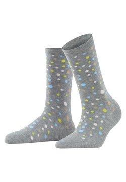Burlington - Socken - light grey