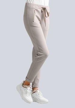 Alba Moda - Jogginghose - beige