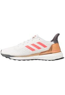 adidas Performance - SOLAR BOOST ST 19  - Laufschuh Neutral - crystal white/signal pink/copper metallic