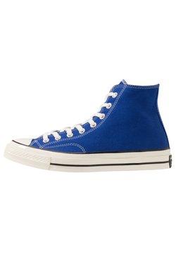 Converse - CHUCK TAYLOR ALL STAR 70 - Sneakers hoog - rush blue/egret/black