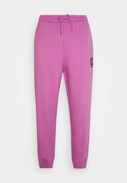 Karl Kani - PANTS UNISEX - Jogginghose - light purple