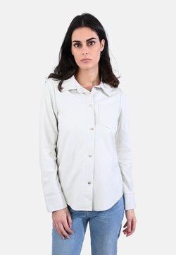 Oakwood - ANAE - Skinnjacka - white