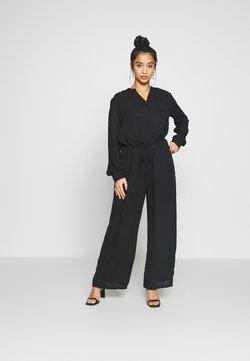 Selected Femme Petite - SLFDAMINA  - Combinaison - black