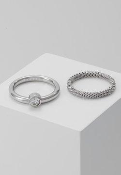 Skagen - ELIN - Anello - silver-coloured