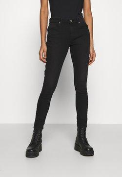 ONLY - ONLDAISY LIFE PUSH UP - Jeans Skinny Fit - black denim