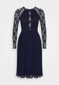 Nly by Nelly - SOMETHING ABOUT HER - Cocktailkleid/festliches Kleid - navy