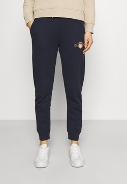 GANT - ARCHIVE SHIELD PANT - Jogginghose - evening blue