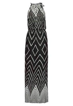 LASCANA - Maxikleid - schwarz-weiß