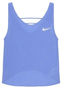Nike Performance - TANK BREATHE - Camiseta de deporte - sapphire