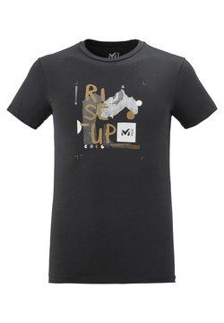 Millet - INFLUENCE - T-shirt imprimé - noir