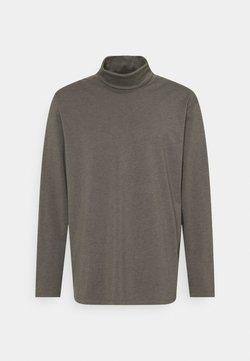 Lindbergh - PLUS - Langærmede T-shirts - grey