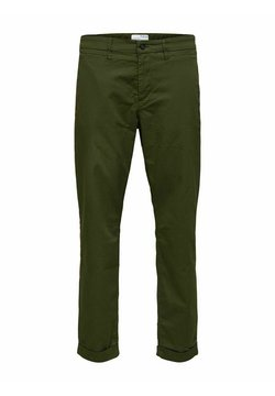 Selected Homme - Chino - forest night