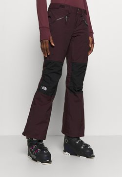 The North Face - ABOUTADAY PANT  - Talvihousut - rootbn/black