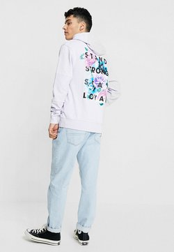 Cayler & Sons - STAND STRONG HOODY - Kapuzenpullover - pale lilac