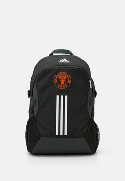 adidas Performance - MANCHESTER UNITED SPORTS FOOTBALL BACKPACK - Reppu - legear/white/apsior