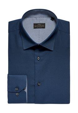 Next - SIGNATURE TEXTURED - Businesshemd - blue