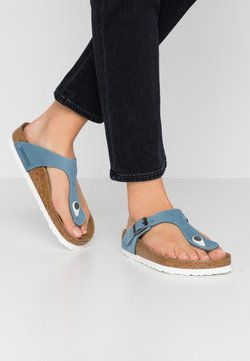 Birkenstock - GIZEH - Tongs - blue