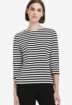 Marimekko - ILMA - Langarmshirt - white/black