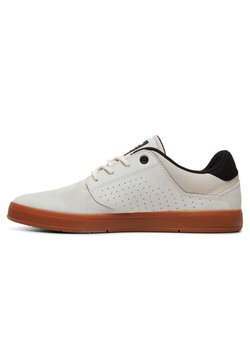 DC Shoes - PLAZA - Sneakers laag - gold cream