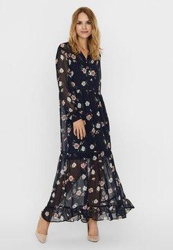 Vero Moda - VMTALLIE - Vestido largo - navy blazer