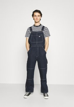 Dickies - ORONOCO BIB  - Tuinbroek - rinsed denim
