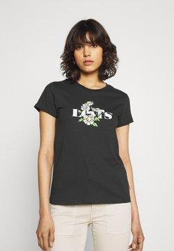 Levi's® - THE PERFECT TEE - T-Shirt print - caviar