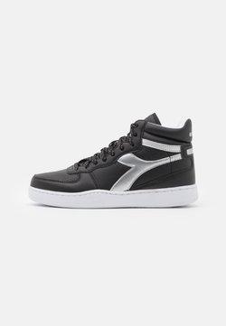 Diadora - PLAYGROUND  - Sneakers hoog - black
