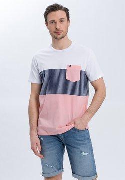 Cross Jeans - T-Shirt print - white