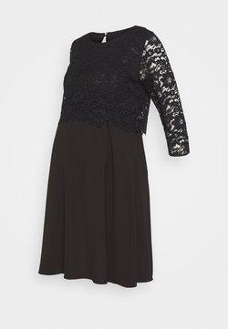 ATTESA - CORTO - Vestido de cóctel - black