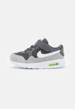 Nike Sportswear - AIR MAX SC UNISEX - Matalavartiset tennarit - iron grey/white/grey fog/volt