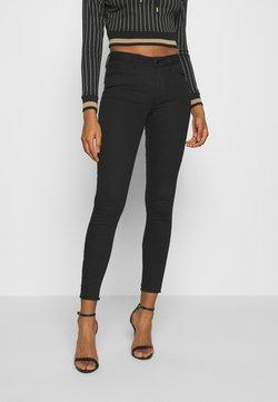 Vila - VISJYLI - Jeans Skinny Fit - black