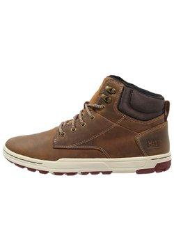 Cat Footwear - COLFAX - Schnürstiefelette - dark beige