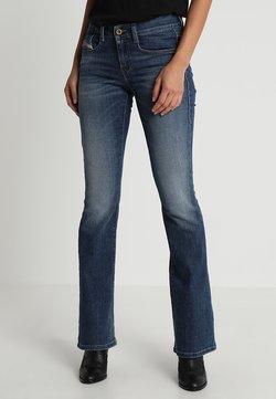 Diesel - D-EBBEY - Jeans Bootcut - indigo