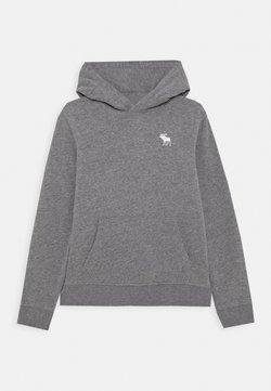 Abercrombie & Fitch - ICON - Kapuzenpullover - grey