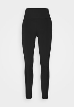 Puma - TRAIN BONDED HIGH WAIST FULL - Tights - black