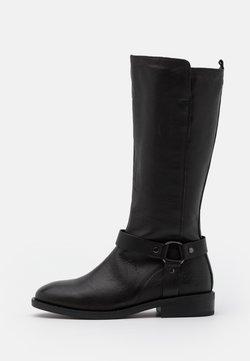 Carmela - LADIES - Cowboy-/Bikerboot - black