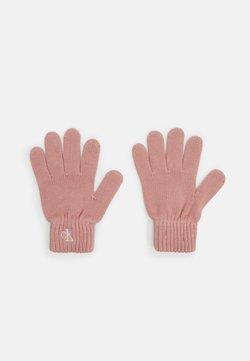 Calvin Klein Jeans - MONOGRAM GLOVES - Fingerhandschuh - pink