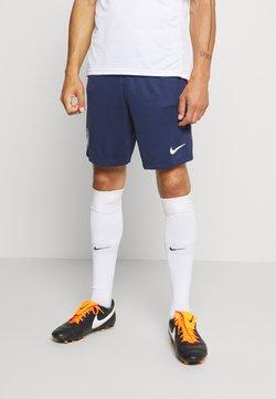 Nike Performance - Pantalón corto de deporte - midnight navy/white