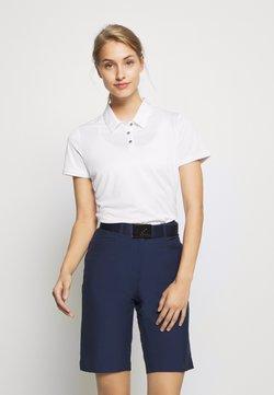 adidas Golf - PERFORMANCE SHORT SLEEVE - Polo shirt - white