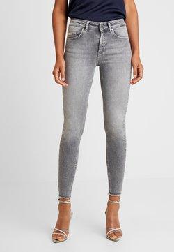 ONLY - ONLBLUSH - Jeans Skinny Fit - grey denim