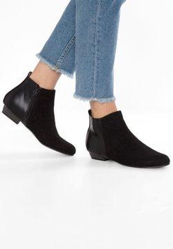 Head over Heels by Dune - PEREY - Korte laarzen - black