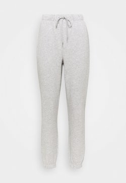 ONLY - ONLFEEL LIFE PANT - Jogginghose - light grey melange