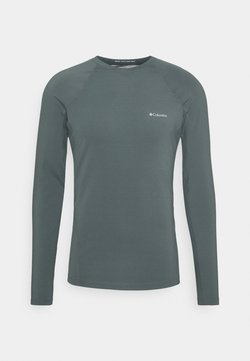 Columbia - MIDWEIGHT STRETCH LONG SLEEVE - Funktionsshirt - graphite