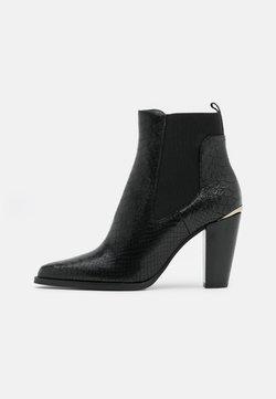 San Marina - ALENA BOA - Korte laarzen - noir