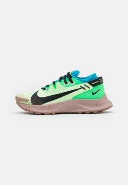 Nike Performance - PEGASUS TRAIL 2 - Zapatillas de trail running - barely volt/black/laser blue