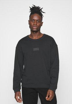 adidas Originals - SILICON CREW UNISEX - Sweatshirt - black